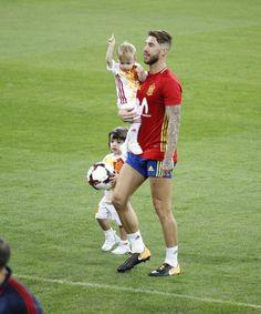 Sergio Ramos, Jr. & Marco