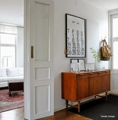 """hallway, from """"form follows function"""""""