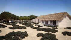 • Área de construção: aprox. 275 m2 inserida numa propriedade com 3000 m2 • Localização: Comporta, Alentejo, Portugal • Projeto de Arquitetura, Arquitetura de Interiores e Arquitetura Paisagística