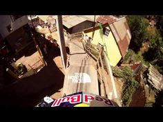Slovakian Filip Polc Races Downhill The Streets of a Colorful Valparaiso, Chile   Red Bull Bike 2012 [Copyright © - All Rights Reserved] [http://youtu.be/-Ha0E84mbjU]