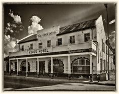 Kings Hotel Hotel King, Over The Years, Photographs, Mansions, House Styles, Home, Decor, Decoration, Manor Houses