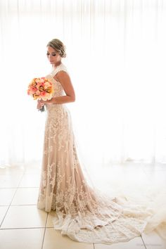 Gorgeous Wedding at Castillo Serralles