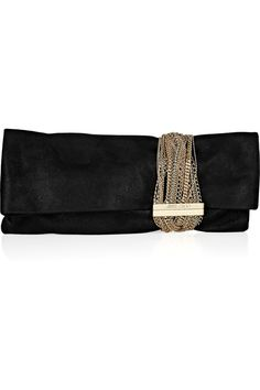 jimmy choo chain clutch replica