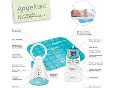 Monitor Ascolta Bambino Angelcare  AC 401 foppapedretti  Nuovo