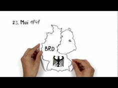 Der Mauerfall – This is a fantastic video about the background and history of the Berlin Wall. It's in fairly easy German with great illustrations. Could be used even for upper-level beginners.