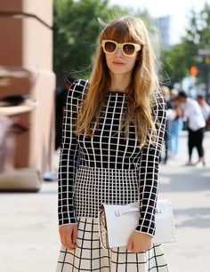 New York Fashion Week Street Style | ELLE UK