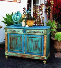 san clem #paintedrusticfurniture
