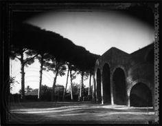 Colosseo. Pompeii, Italia. | Coliseum. Pompeii, Italia.
