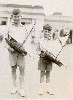 Twin Boats..
