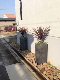 Garden Planters, Planter Pots, Garden Styles, Indoor Plants, Woodworking Projects, Exterior, Canning, Bess, Green
