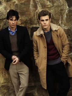 Do you love the Salvatore brothers? :)