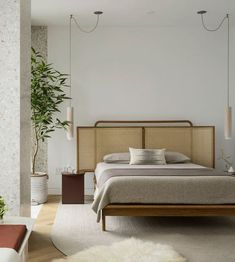 Modern Bedroom Ideas - Seeking the best bedroom decoration ideas? Make use of these beautiful modern bedroom ideas as motivation for your own amazing designing plan . Home Decor Bedroom, Modern Bedroom, Bedroom Furniture, Furniture Design, Cheap Furniture, Bedroom Ideas, Furniture Stores, Online Furniture, Master Bedrooms