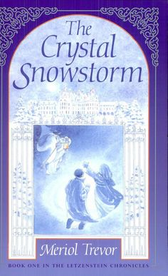 The Crystal Snowstorm - Meriol Trevor  Really excellent series.