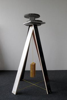 Clemence Seilles . socle, (série 1),  2011
