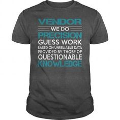 AWESOME TEE FOR VENDOR T-SHIRTS (22.99$ ==►CLICK SHOPPING NOW) #awesome #tee #for #vendor #SunfrogTshirts #Sunfrogshirts #shirts #tshirt #hoodie #tee #sweatshirt #fashion #style