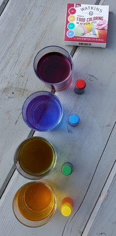 Watkins Food Coloring. No artificial dyes, made with 100% natural ...
