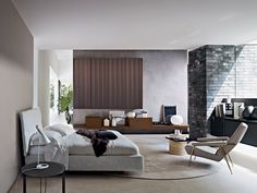 Amazing work by top interior designer of the day: Patricia Urquiola.   #luxurydesign #moderndecor #furniture  See more: http://www.covetlounge.net/inspirations-ideas/