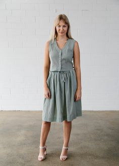 Lawley Skirt - FREE Digital Sewing Pattern – Elbe Textiles