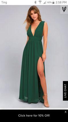Summer Women Fashion Vestidos Sexy V Neck Sleeveless Maxi Dresses Fashion Vestidos, Vestidos Sexy, Fashion Dresses, Fashion Clothes, Green Formal Dresses, Green Bridesmaid Dresses, Green Gown, Green Maxi, Blue Maxi