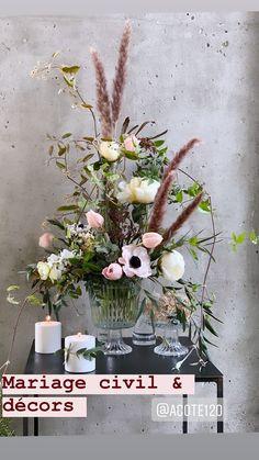 Floral Wreath, Creations, Wreaths, Table Decorations, Home Decor, Weddings, Decoration Home, Door Wreaths, Room Decor