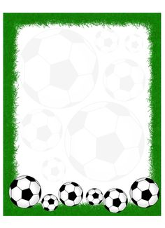 Let your soccer stars write about his/her day on the soccer field, let them doodle, let them dream! Soccer Birthday Parties, Football Birthday, 1st Boy Birthday, Soccer Art, Kids Soccer, Insect Coloring Pages, Kid Fonts, Soccer Motivation, Boarder Designs