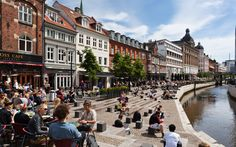 Andy Lynes enjoys a taste of Aarhus, the city challenging Copenhagen for its place as the Nordic culinary capital Visit Denmark, Denmark Travel, Denmark Europe, Copenhagen Style, Copenhagen Denmark, Aarhus, Sister Cities, Public Realm, Rest Of The World