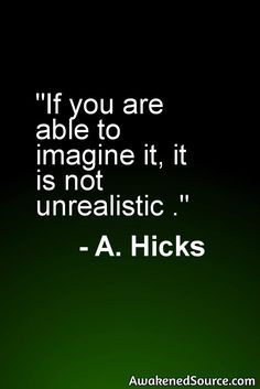 For more information about Esther Hicks and manifesting go to: http://awakenedsource.com