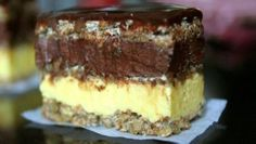 Un desert absolut delicios Tiramisu, Desserts With Biscuits, Recipe R, Romanian Food, Something Sweet, Bakery, Chocolate, Cheesecake, Deserts