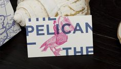 The Pelican, seafood restaurant // by Foreign Policy Design Group