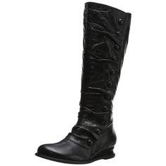 Miz Mooz 9638 Womens Bloom Black Knee-High Boots Shoes 9 Medium (B,M) BHFO #MizMooz #KneeHighBoots