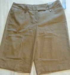 Check out Worthington Modern Fit Shorts size 14 #Worthington #DressShorts http://www.ebay.com/itm/-/141402834760?roken=cUgayN&soutkn=kC6gxs via @eBay