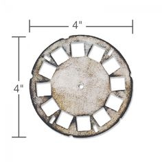 Sizzix Bigz Die - Picture Wheel Item #658558