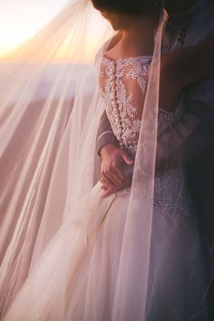 beaded back // so beautiful // would love as a wedding dress someday
