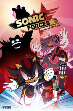 Sonic Tales: SONIC FORCES ESPECIAL #03