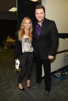 Chris Young & Sheryl Crow: Grammy Nominations 2012