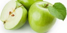 Home Remedies eat green apples to help prevent control acne pimple fighting breakouts. they contain quercetin a powerful antioxidant and anti-inflammatory Home Remedies For Ringworm, Natural Home Remedies, Health And Beauty, Health And Wellness, Health Tips, Nutrition Tips, Skin Care Remedies, Acne Remedies, Vitamine B17