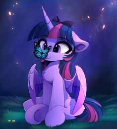 TwiTwiTwi by MagnaLuna on DeviantArt, My Little Pony:Friendship Is Magic My Little Pony Twilight, My Little Pony Comic, My Little Pony Pictures, Mlp My Little Pony, My Little Pony Friendship, Dessin My Little Pony, Princesa Twilight Sparkle, My Little Pony Wallpaper, Imagenes My Little Pony