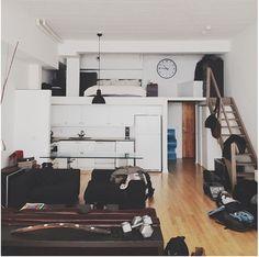 Small Lofts small loft apartment tumblr | loft apartment #loft | studio apt