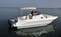 B2 Marine Cap Ferret 752 Cruiser Day