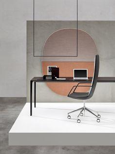 Arper's Sensit chair, launched at Orgatec 2014.