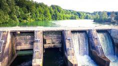 Wasserkraftwerk Zuffikon - http://bestdronestobuy.com/wasserkraftwerk-zuffikon/