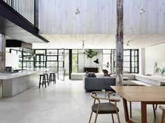 Fitzroy Loft by Architects EAT - Design Milk