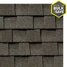 Sunset Brick Gaf Timberline Roof Shingles Swatch
