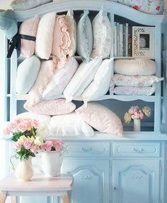 Shabby Chic And Interior Design Decor