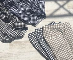 Gingham Check Items