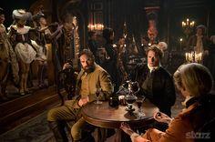 Outlander Season 2 First Look Photo