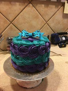 Girly Cakes, Fancy Cakes, Cute Cakes, Beautiful Cakes, Amazing Cakes, Basket Weave Cake, Pull Apart Cake, Cupcake Cakes, Cupcake Ideas