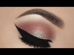 Soft Halo Smokey Eyes & Cat Eyeliner | Melissa Samways - You Tube Selected & Popular videos Collection.