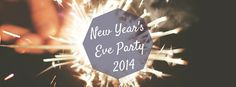 New Year'sEve Party2014