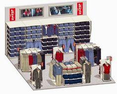 planograma de loja de roupas - Pesquisa Google